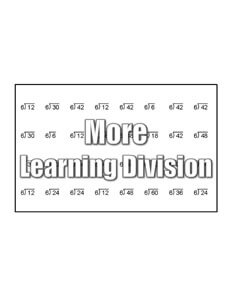 Dividing with 10 division worksheets