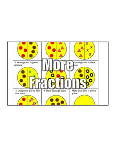 Fractions math worksheets teaching
