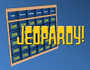 Jeopardy 1