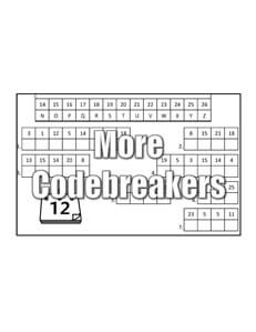 Get More Codebreakers