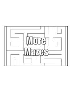 Get More Mazes