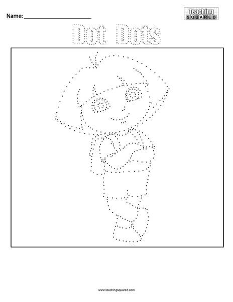 Dora the Explorer- Dot Dots Connect the Dots